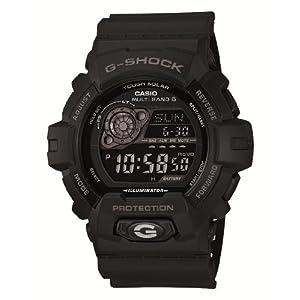[カシオ]CASIO 腕時計 G-SHOCK ジーショック 電波ソーラー GW-8900A-1JF メンズ