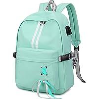 Backpack for School Teen Girls Bookbag Middle School Student Schoolbag Causal Travel Daypack