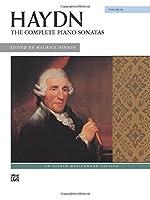 The Complete Piano Sonatas (Alfred Masterwork Edition)