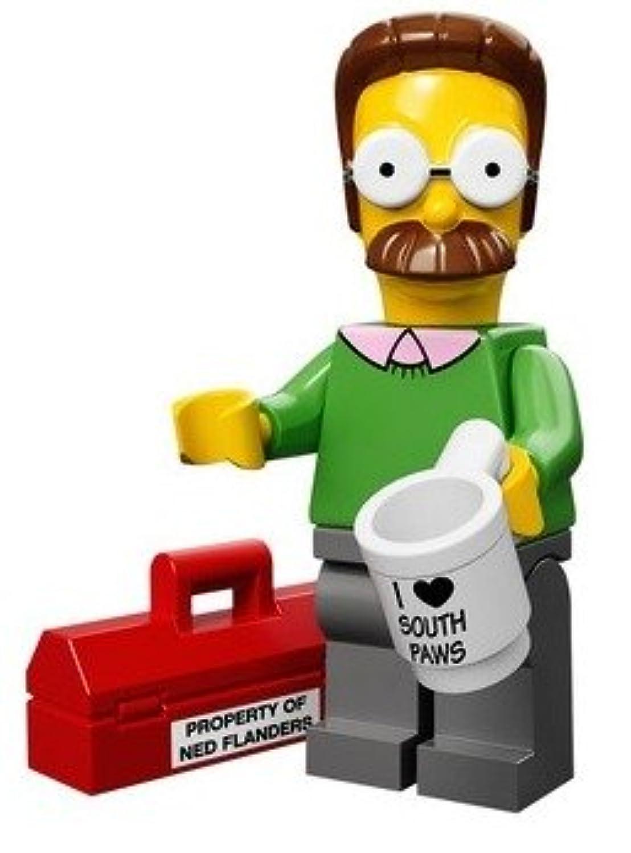 レゴ ミニフィグ【シンプソンズ】 Ned-Flanders