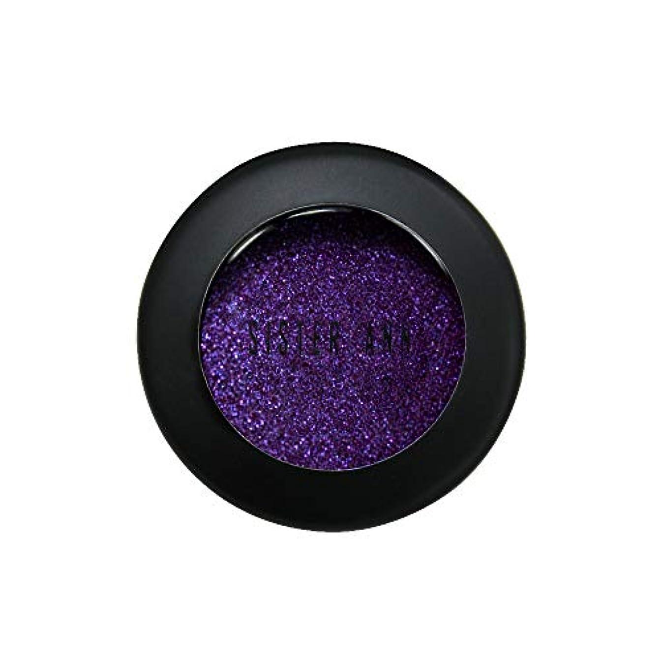冒険家シャンパン薄暗い[SISTER ANN] カラーシャインシャドウ (Signature Purple)