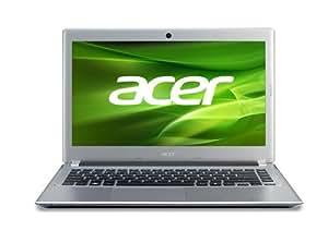 acer ノートPC 14型 Corei3-2367M 4GB 320GB S-Multi Win7HP64bit シルバー V5-471-H34C/S