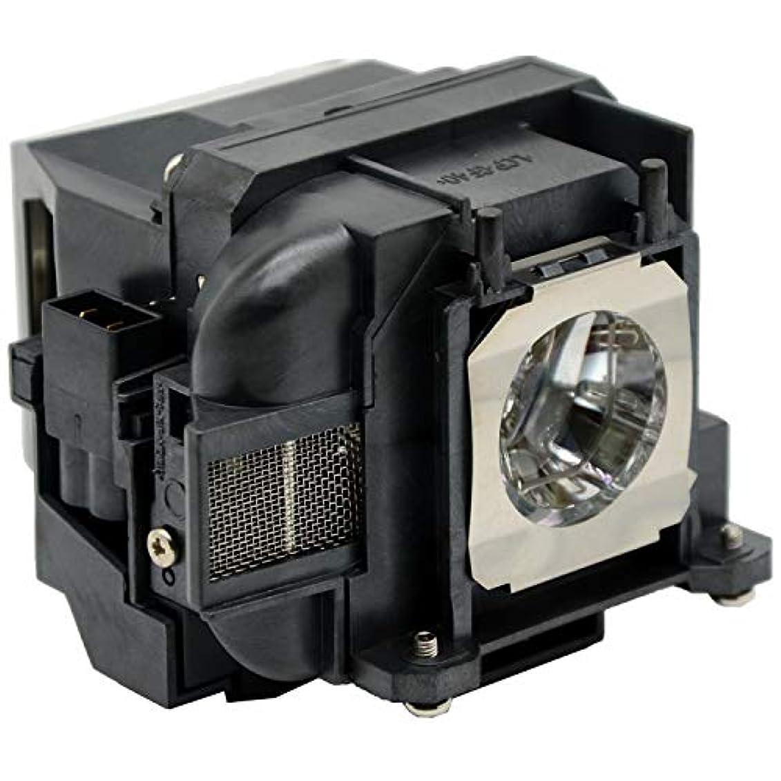 オート観光に行く競争力のあるEachLight プロジェクター交換用ランプ【100%新品】ELPLP78 V13H010L78 互換性 EPSON エプソン EB-940 EB-950W EB-950WV EB-965 EB-965C5 EB-S03 EB-S18 EB-S18C5 EB-S18C6 EB-W18 EB-W18C5 EB-W28 EB-W28C6 EB-X18 EB-X18C5 EB-X18C6 EB-X24 EB-X24C5 EB-X24C6 EH-TW410 EH-TW5200 EH-TW5200S EH-TW530 EH-TW530S に適応【ケース付き/高品質バルブ採用】