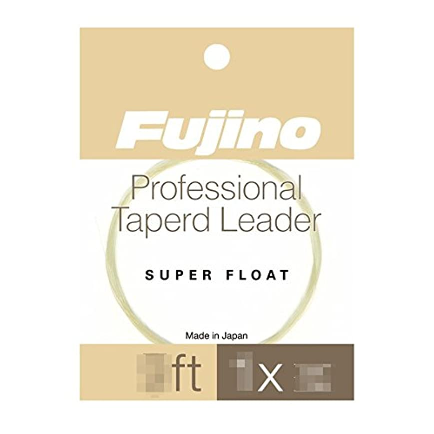教育電極本体Fujino(フジノ) スーパーフロートリーダー 12ft 4X