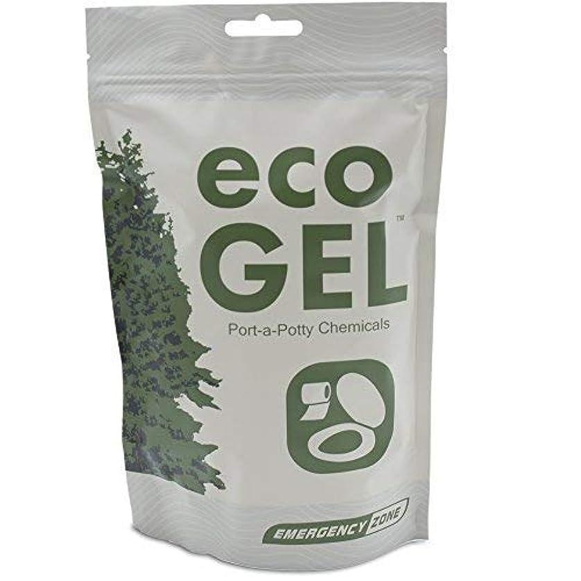 破壊メイエラブレイズEco Gel Port-A-Potty and Emergency Toilet Chemicals, Eco-Friendly Liquid Waste Gelling and Deodorizing Powder. Single Pack [並行輸入品]
