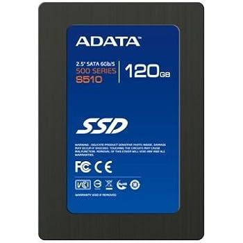 A-DATA SSD S510シリーズ 2.5インチ 120GB SATA6.0Gb/s AS510S3-120GM-C