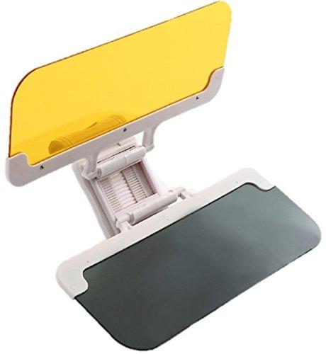 【ウルトラビジョン】第3世代 多機能 改良版 正規品 カーバイザー 紫外線対策(イエロー/ブラック)...