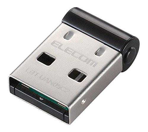 エレコム Bluetooth USBアダプタ 超小型 Ver4.0 EDR/...