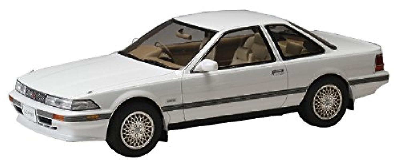 Hobby JAPAN 1/18 トヨタ ソアラ 3.0GT リミテッド MZ20 1986 スーパーホワイト II 完成品