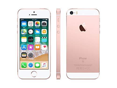 Apple iPhone SE SIMフリー 16GB ローズゴールド 国内版 SIMフリー