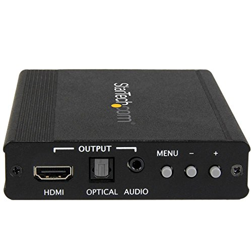 StarTech VGA アナログRGB - HDMIアップスキャンコンバーター VGA2HDPRO2 1個