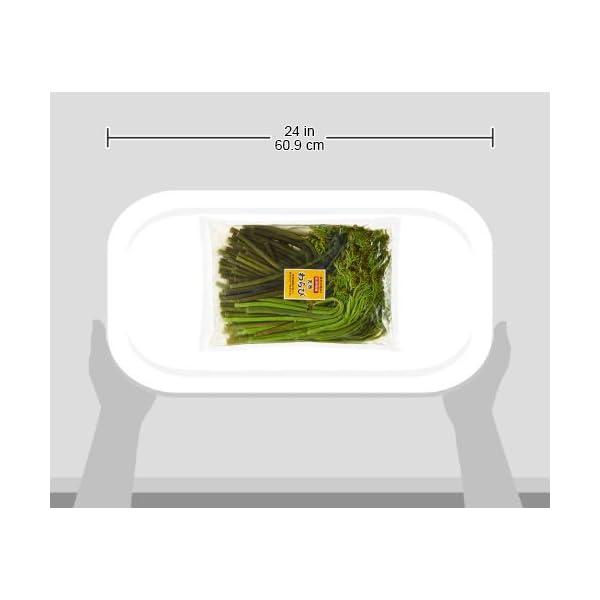 タチバナ食品 国産わらび水煮 1パック1kgの紹介画像4