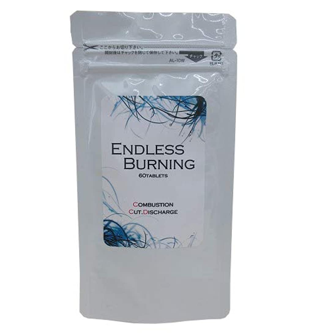 不良品完全に乾くやるエンドレスバーニング 60粒 約30日分 ダイエットサポート