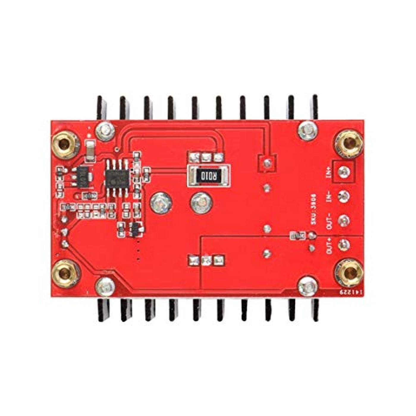 すすり泣き写真撮影ロゴプロフェッショナル150W DC-DCブーストコンバータ10-32V to 12-35Vステップアップ充電器電源モジュールステップアップ電圧充電器モジュール(マルチカラー)