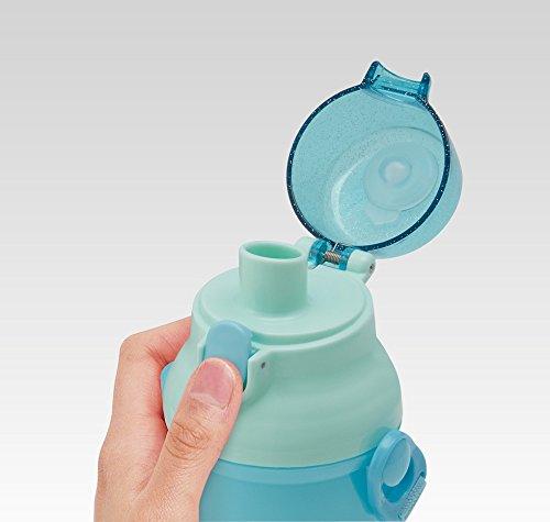 直飲み 水筒 プラワンタッチ ボトル 480ml アリエル 17 ディズニー PSB5SAN
