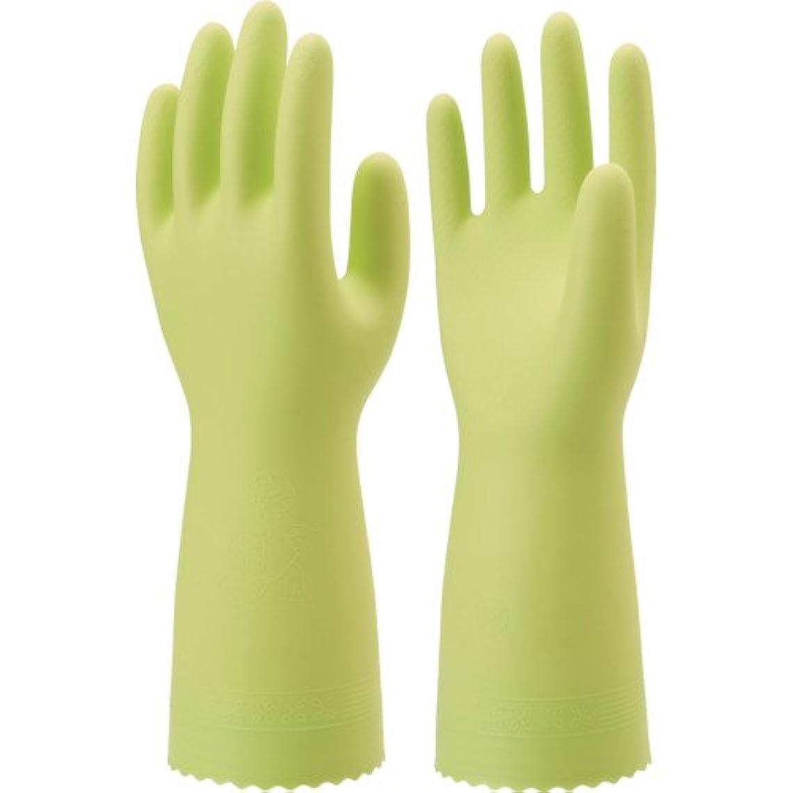 腐食する妨げるマザーランドナイスハンド ミュー 中厚手 グリーン Mサイズ