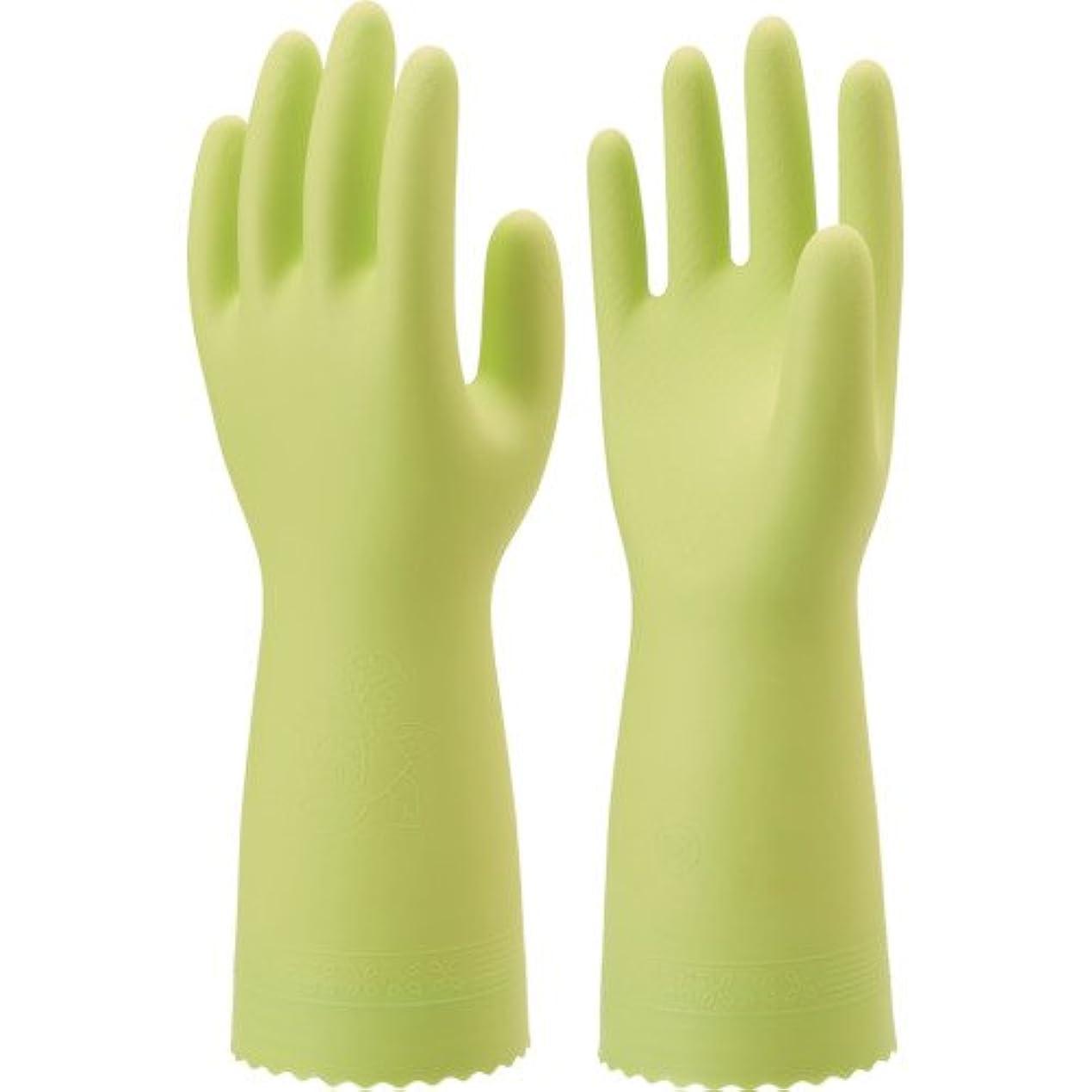 がっかりする依存ルールナイスハンド ミュー 中厚手 グリーン Mサイズ