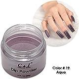 C&I Dip Powder ネイルディップパウダー、ネイルカラーパウダー、カラーNo.19