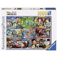 Disney(ディズニー)Ravensburger Disney Pixar: Disney-Pixar Movies Puzzle ディズニー ピクサー映画パズル(1000ピース) [並行輸入品]