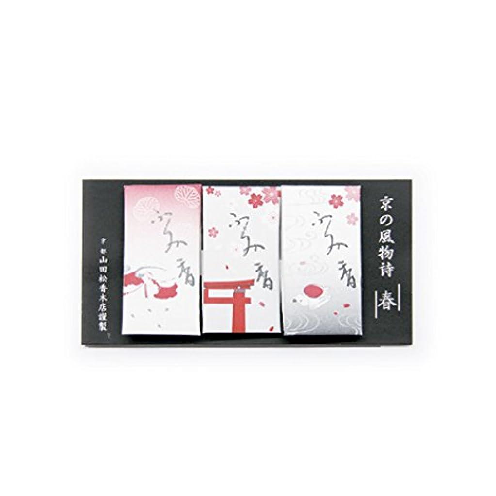 パウダーうがい薬レンド文香 京の風物詩 春