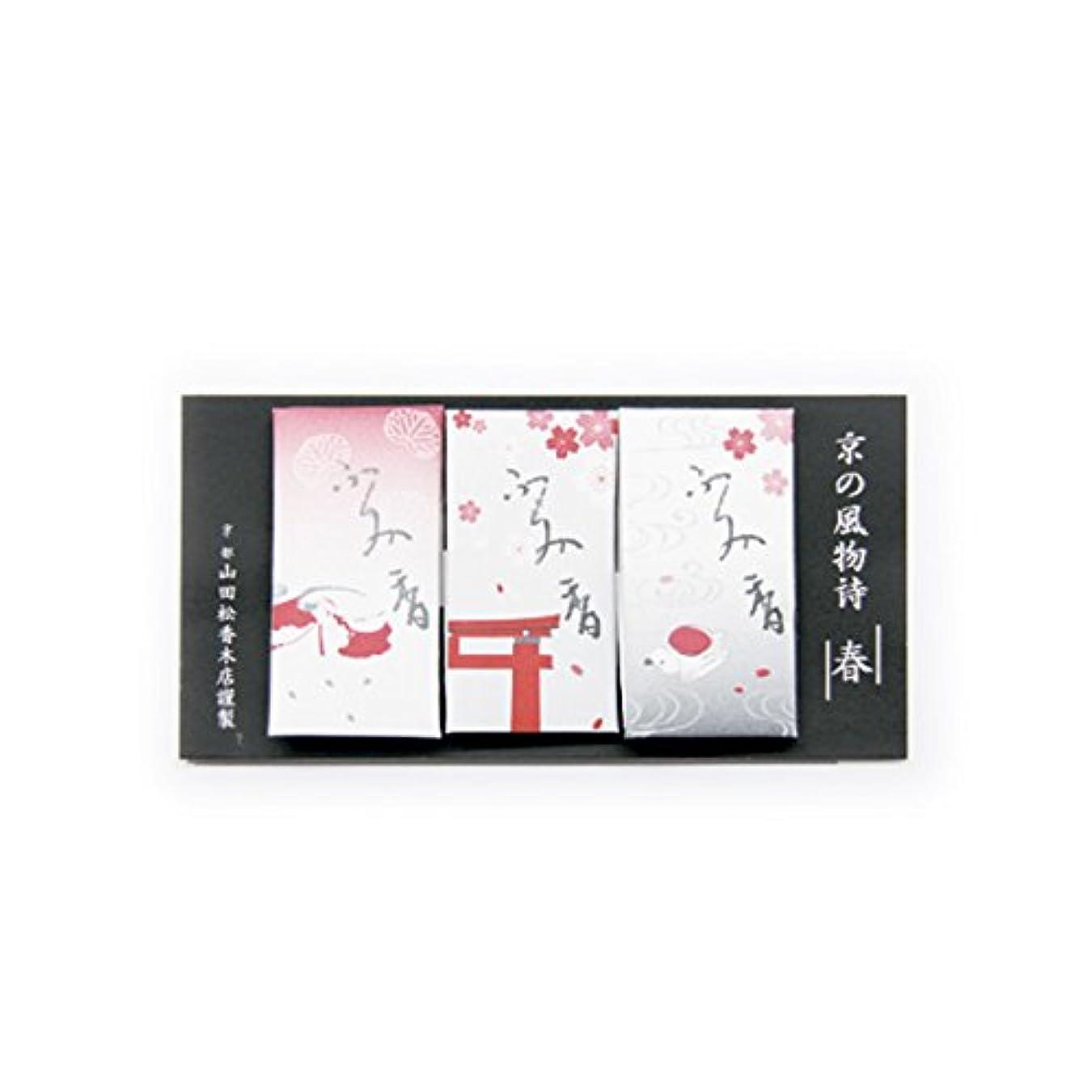 欲望砂利文香 京の風物詩 春