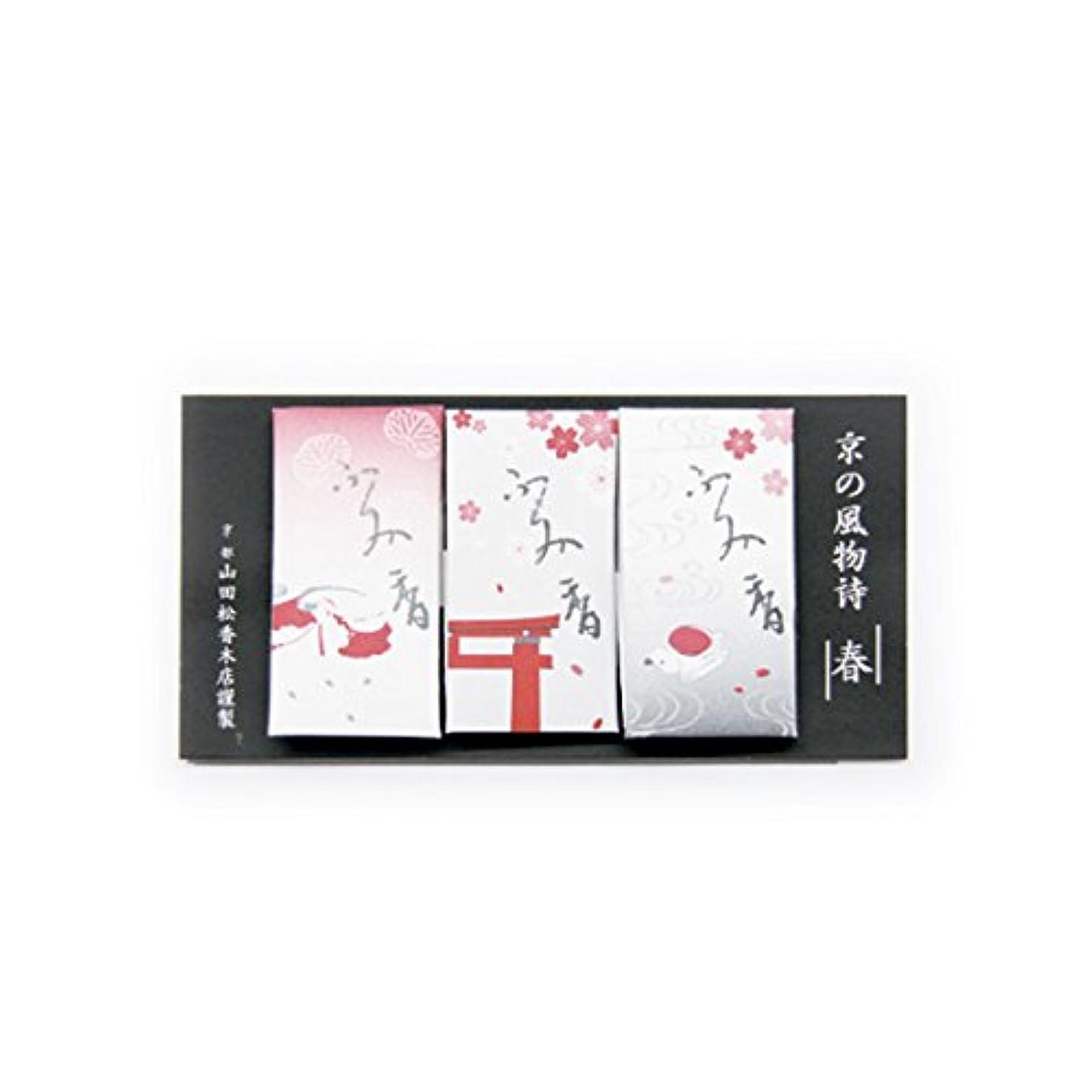 カスケードスキーハム文香 京の風物詩 春