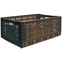 (エーワイカーサ) AY-KASA かご ボックス MULTI WAY MAXI BOX マルチウェイ マキシ ボックス COFFEE ayks-003-COFFEE