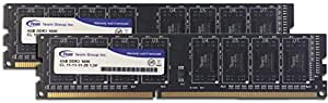 Team デスクトップ用メモリ DDR3 1600MHz PC3-12800 ECOパッケージ (4GBx2)