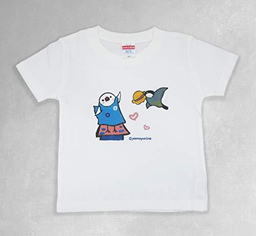 「ぼうしを」やまゆりの Tシャツ (L)