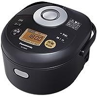 パナソニック 3合 炊飯器 IH式 ブラック SR-KB055-K