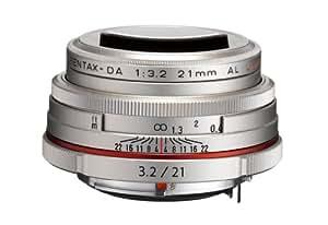 PENTAX リミテッドレンズ 薄型広角単焦点レンズ HD PENTAX-DA21mmF3.2AL Limited シルバー Kマウント APS-Cサイズ 21420