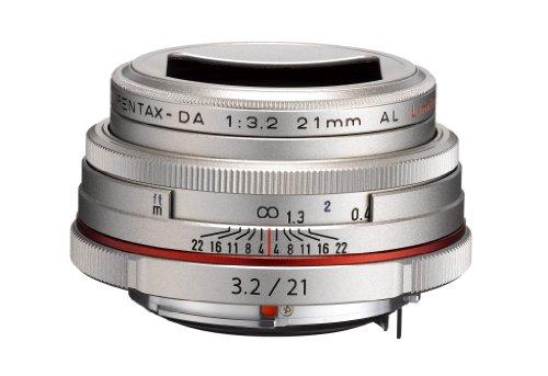 HD PENTAX-DA 21mmF3.2AL Limited シルバー