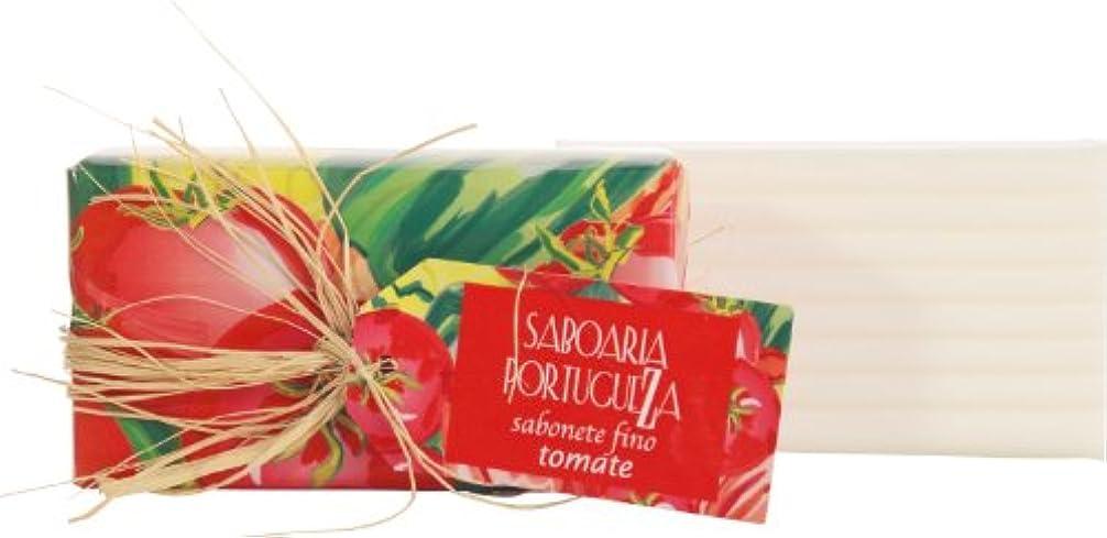上級お手伝いさんデマンドサボアリア ソープ180g トマト