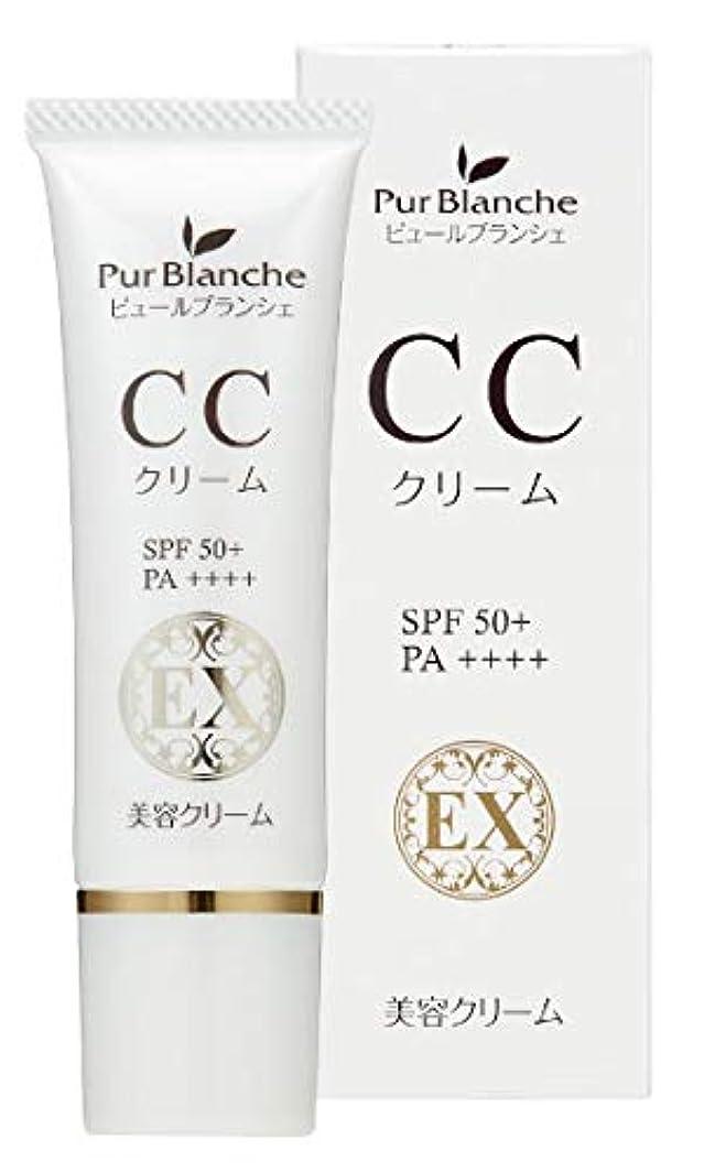 嵐の笑海嶺PurBlanche(ピュールブランシェ) PurBlanche CCクリームEX 30g BBクリーム