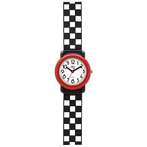 [イクサ]iXa 腕時計 カラフル STL03-BK