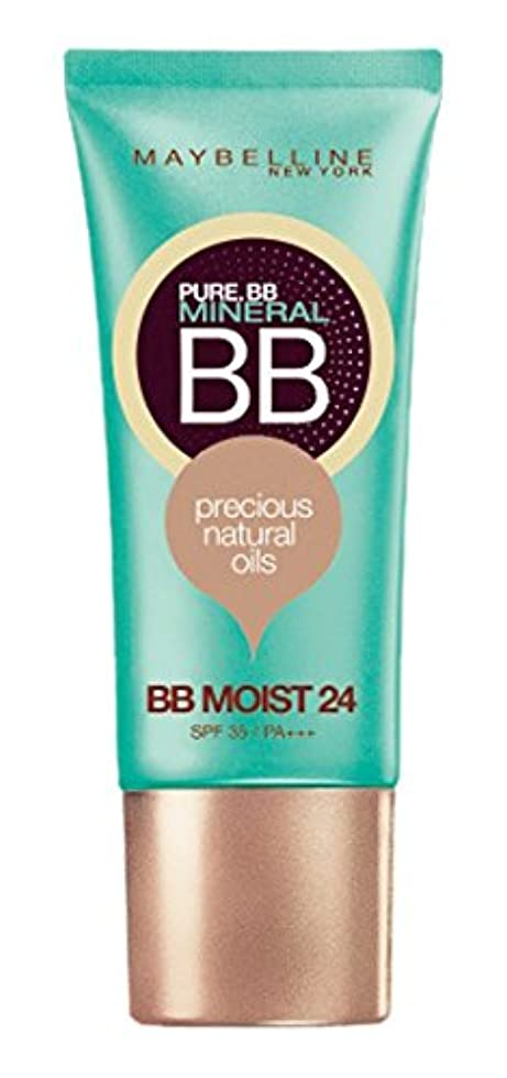 予測する遮る破壊的なメイベリン ピュアミネラル BB モイスト 01 ナチュラル ベージュ(標準色)