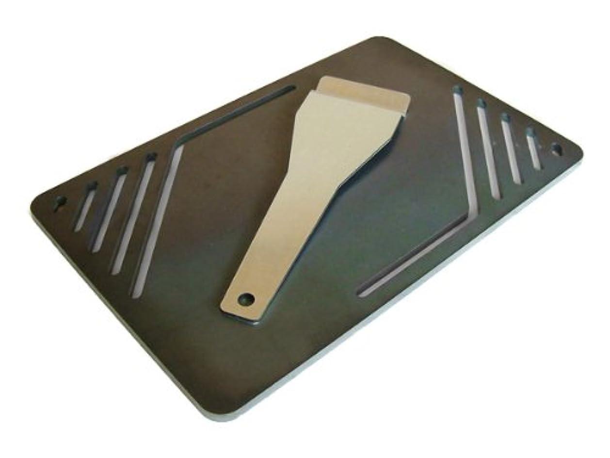 湾記述する作曲家イワタニ 炉ばた大将 炙家(あぶりや) 対応 グリルプレート 板厚6.0mm