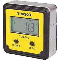 TRUSCO トラスコ中山 デジタル水平傾斜計 デジキュービック TDC-360