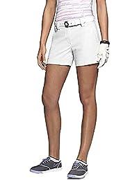 レディースNike Modern Rise Dri - Fit Golf Shorts 845094 100ホワイト