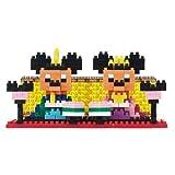 【東京ディズニーリゾート】 ナノブロック ひな祭り