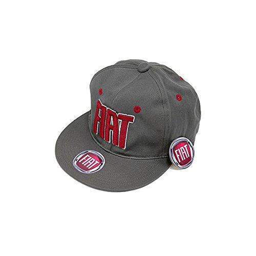 [해외]FIAT (피아트) 플랫 바이저 캡 59123767 59123767/FIAT (Flat) flat visor cap 59123767 59123767