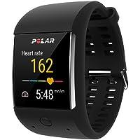 POLAR(ポラール) 【日本正規品/日本語対応】活動量計+6LEDリスト型心拍計・GPS搭載 M600ブラック