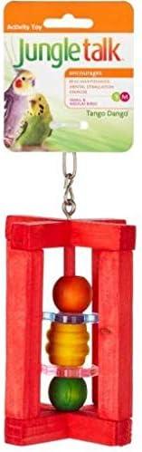 Jungle Talk Tango Dango Small-Medium Toy For Birds