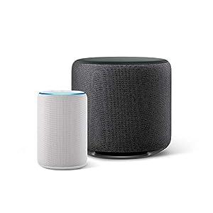 Echo Plus (エコープラス) 第2世代, サンドストーン + Echo Sub (エコーサブ)