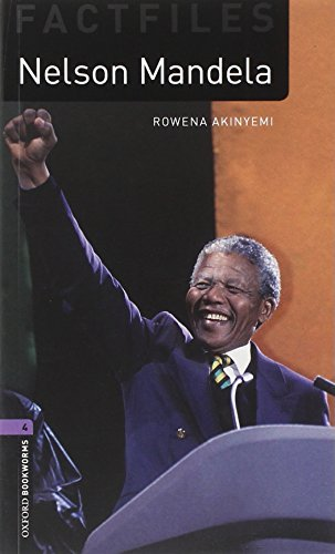 Nelson Mandela (Oxford Bookworms Library: Factfiles, Stage 4)の詳細を見る