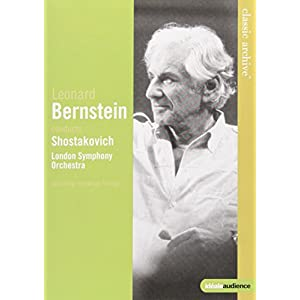 Bernstein Conducts Shostakovich [DVD] [Import]