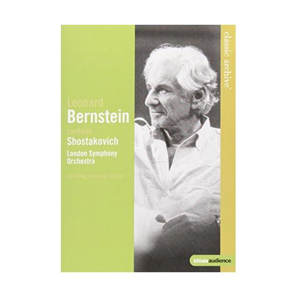 Bernstein Conducts Shost...の商品画像
