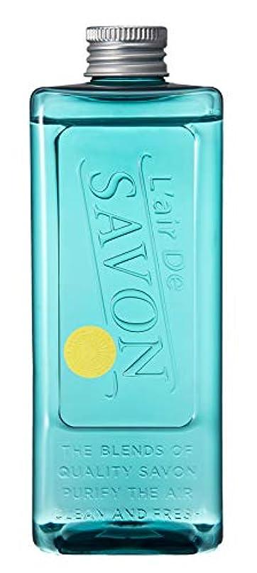 聖なるスピン病なL'air De SAVON(レールデュサボン) レールデュサボン ファブリックスプレー フィーリンングブリーズ レフィル 380ml 詰め替えボトル(レフィル)