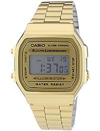 [カシオスタンダード]CASIO STANDARD 腕時計 CASIO STANDARD デジタル A-168WG-9W メンズ 【逆輸入品】