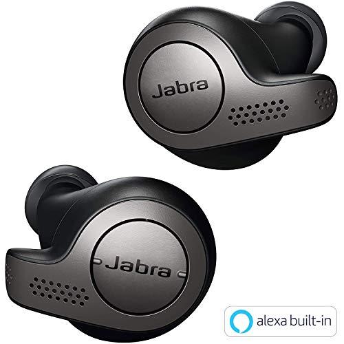 Jabra Elite 65t 北欧デザイン 完全ワイヤレスイヤホン Bluetooth5.0 ノイズキャンセリングマイク付